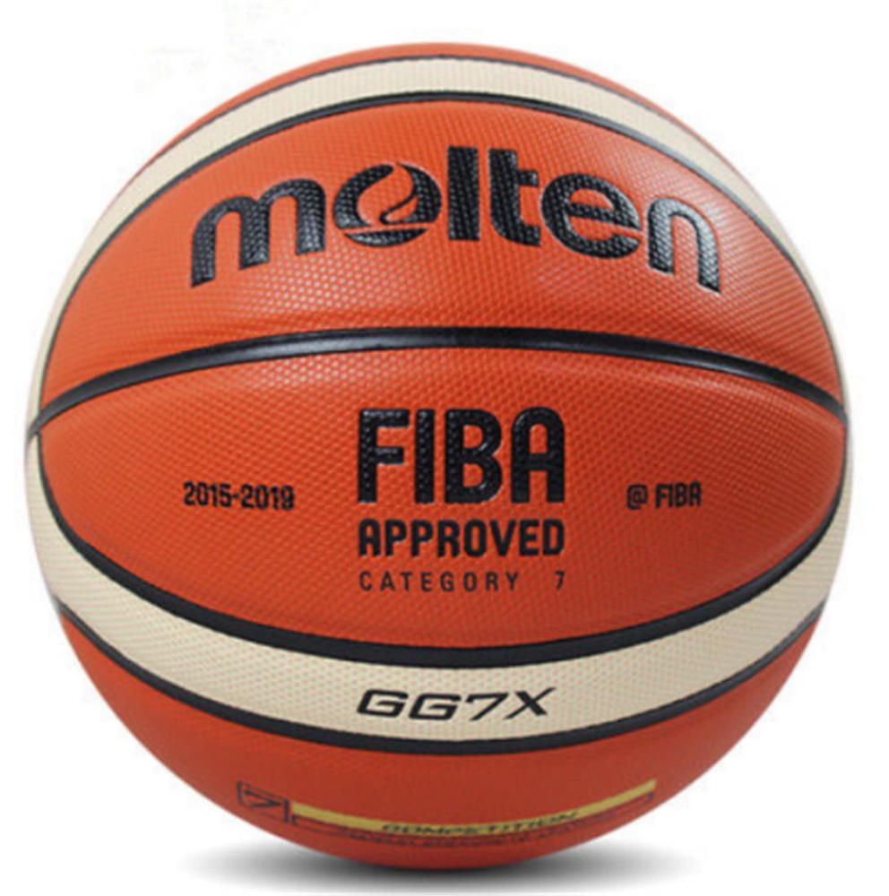 Molten Gg7x 7 Pu Men Basketball In Outdoor Basketball Training High Quality Ebay Link Basketball Ball Basketball Basketball Training