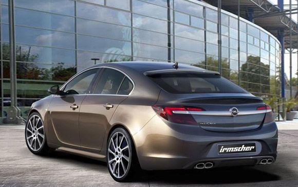 Irmscher Opel Insignia Opel Insignia Dream Cars