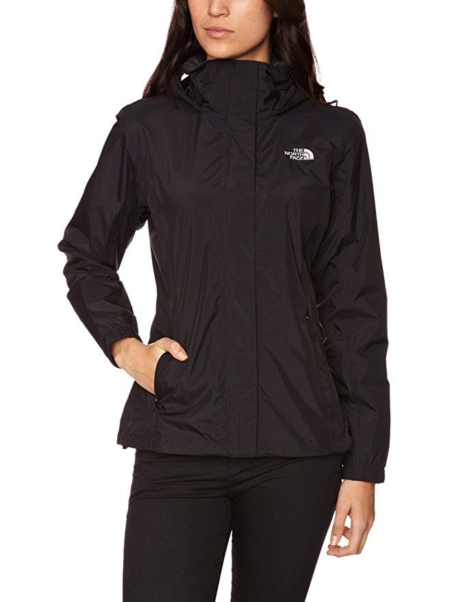 64ce59cdbaa Amazon.com  The North Face Women s Resolve Jacket  Clothing - waterproof  and wind resistant