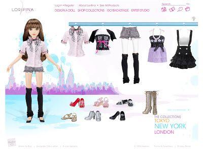 Lorifina, the new Fashion Doll from Hasbro Z