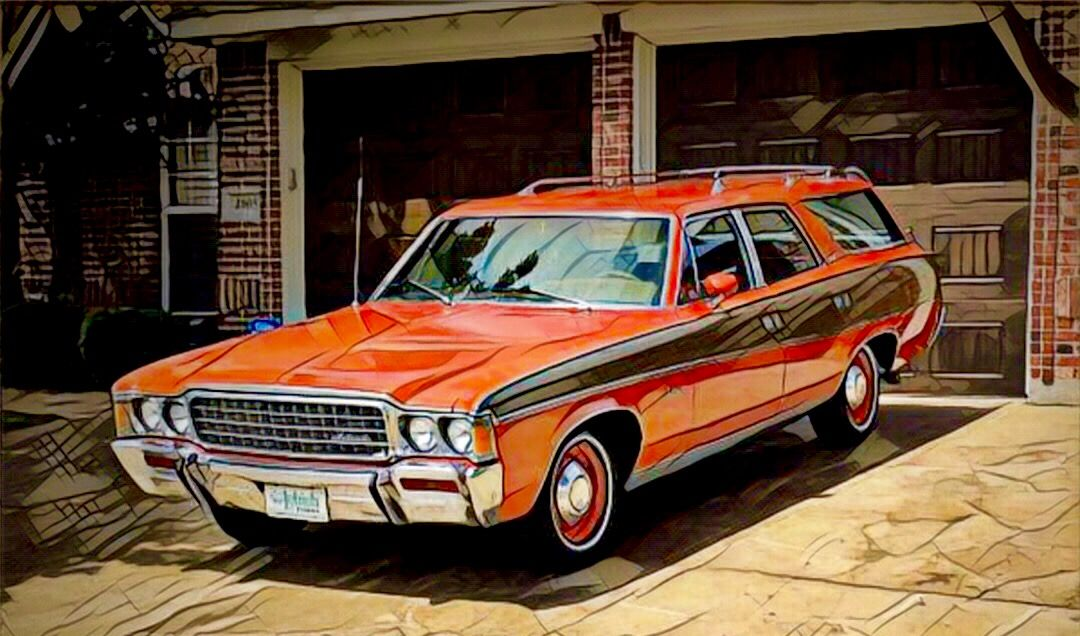 '72 AMC Ambassador (Craigslist, Dallas) | Cool cars, Car ...