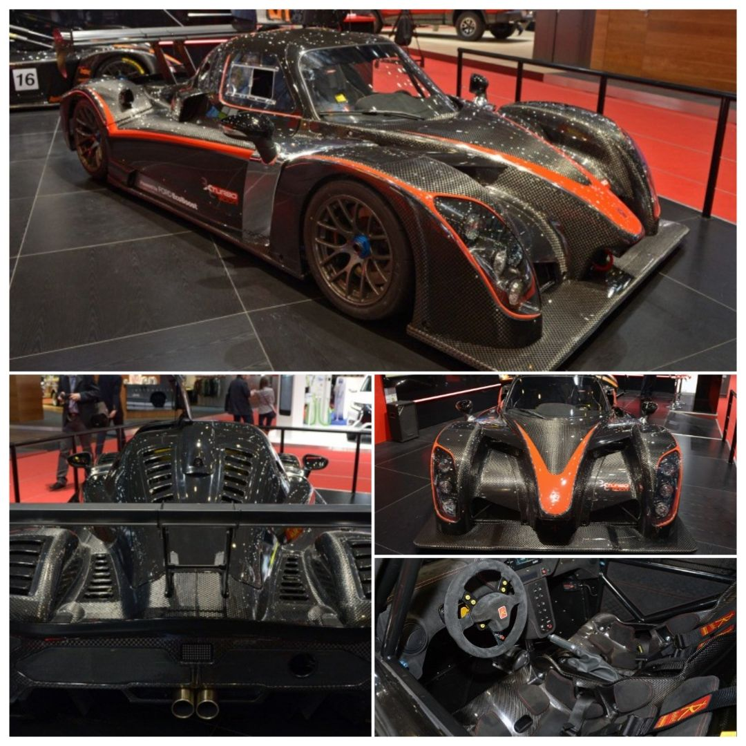Radical RXC Turbo 500 R Bike engine, Automobile, Turbo