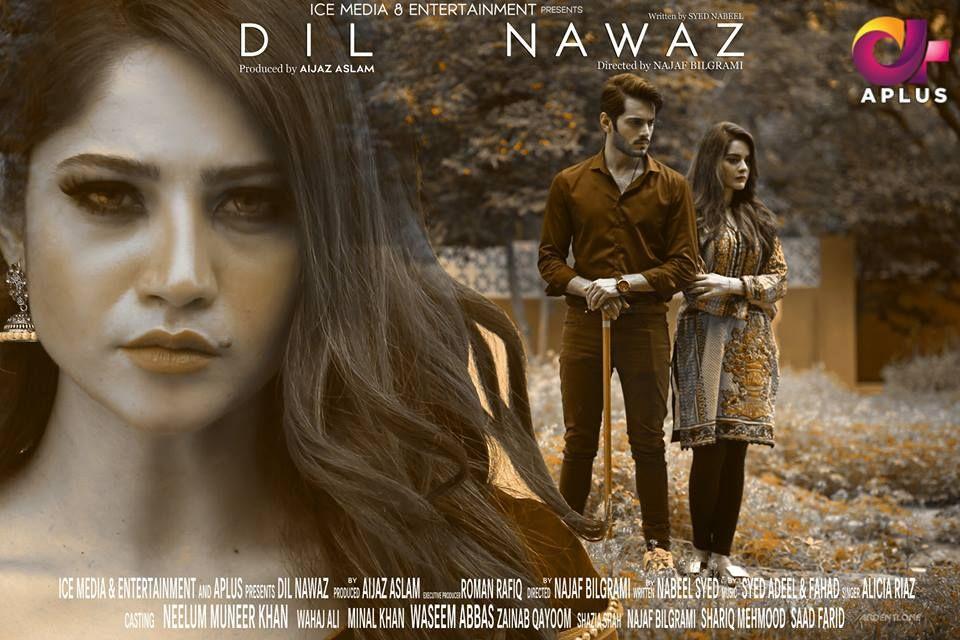 Pakistani #Horror Drama Dil Nawaz Coming Soon on Aplus #NeelamMuneer