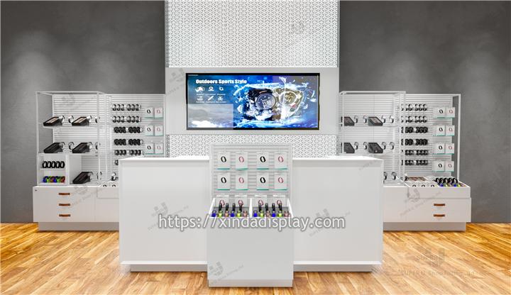 Modern Consumer Electronics Shop Counter Design Phone Shop Cell Phone Shop Mobile Phone Shops