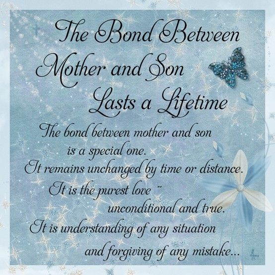 E1253ef961c25187eab1630a3d6c28a0 Jpg 554 554 Bond Quotes Mom Life Quotes Son Quotes