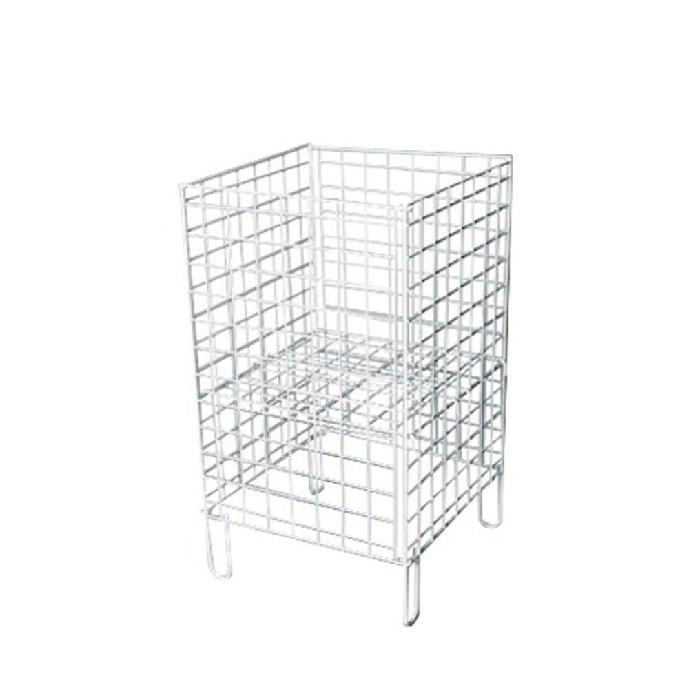 Model D1600 #Dump #Basket Range #Robust #wire dump #bins White ...