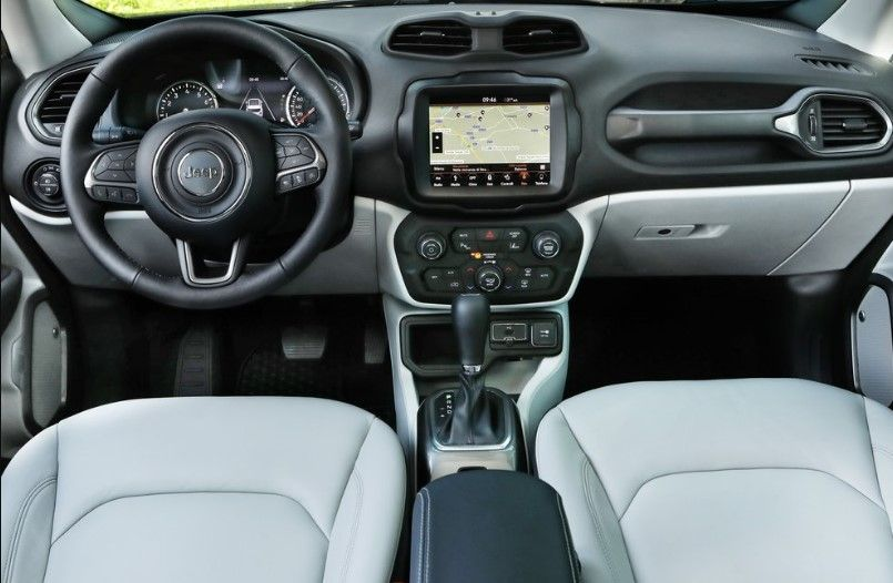 Jeep Renegade 2020 Interior (With images) Jeep renegade