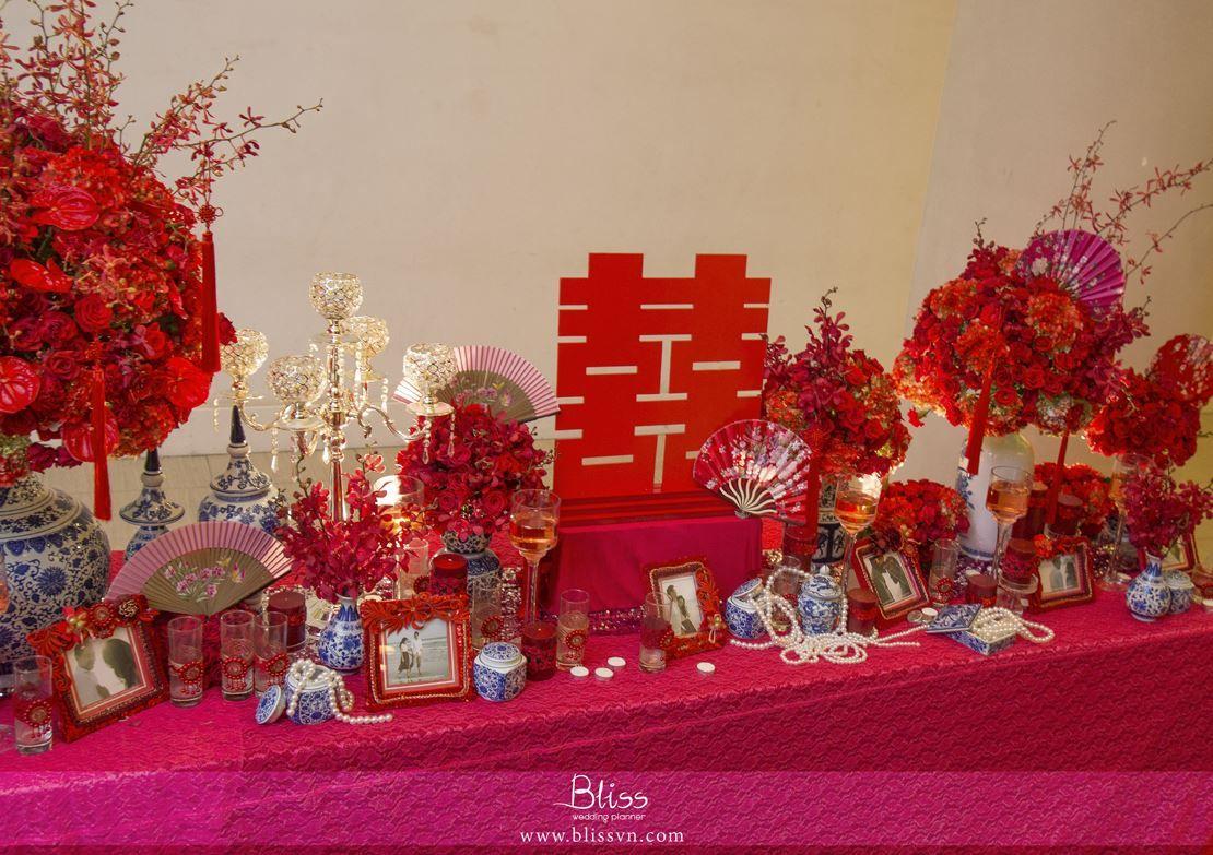 REAL WEDDING VIVID CHINA