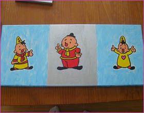 schilderij bumba