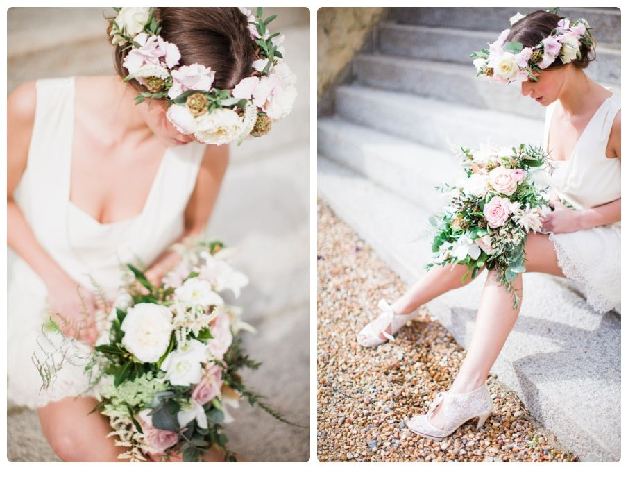 Flower Crowns Photography by cathepplephotography.com