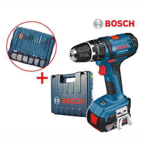 Bosch Full Set Bosch Gsb 14 4 2 Li 14 4v Li Ion Cordless Drill Tool New Woodworking Power Tools Drill Cordless Drill