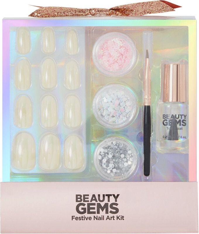 Beauty Gems Festive Nail Art Kit | Mani | Pinterest | Nail art kits