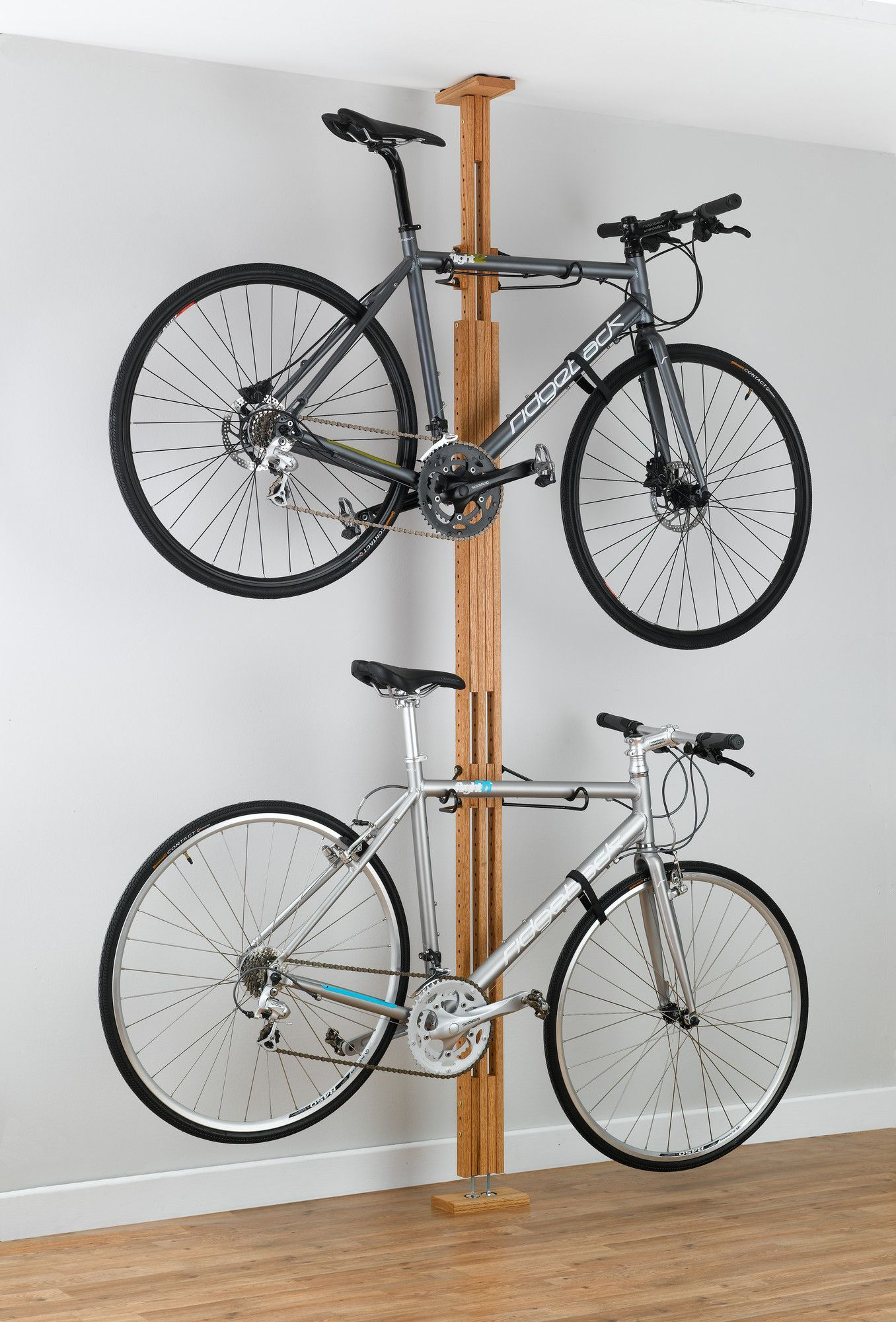 Gear Up Inc Signature Series 2 Bike Oakrak Floor To Ceiling