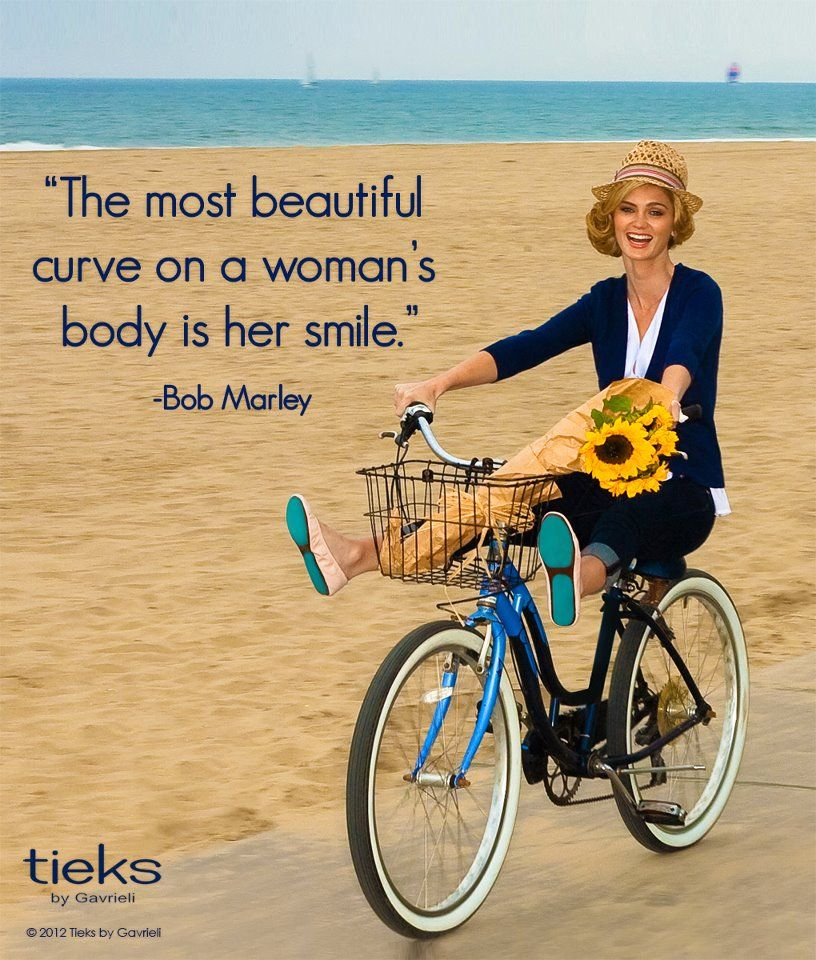 The Most Beautiful Curve On A Womans Body Is Her Smile Qualities