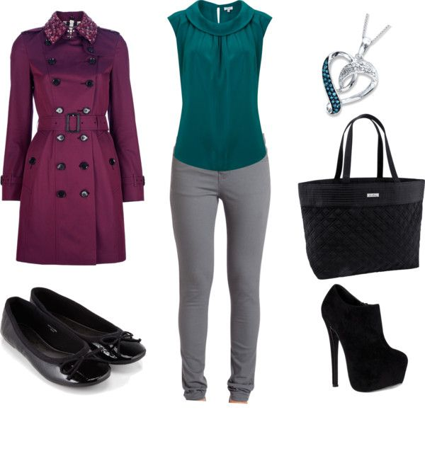Azul Petroleo Morado Y Gris Colored Pants Outfits Outfits Tenis Blue Outfit