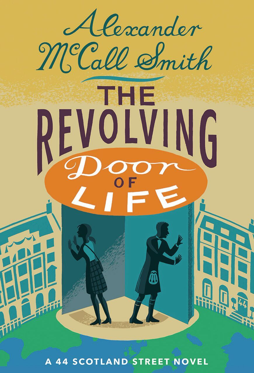 3.5/5 The Revolving Door of Life by Alexander McCall Smith