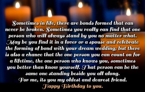 Happy birthday speech for best friend full hd maps locations thank you notes for birthday wishes holidappy thank you messages for birthday greetings on facebook friends forever birthday wishes for my best friend happy m4hsunfo