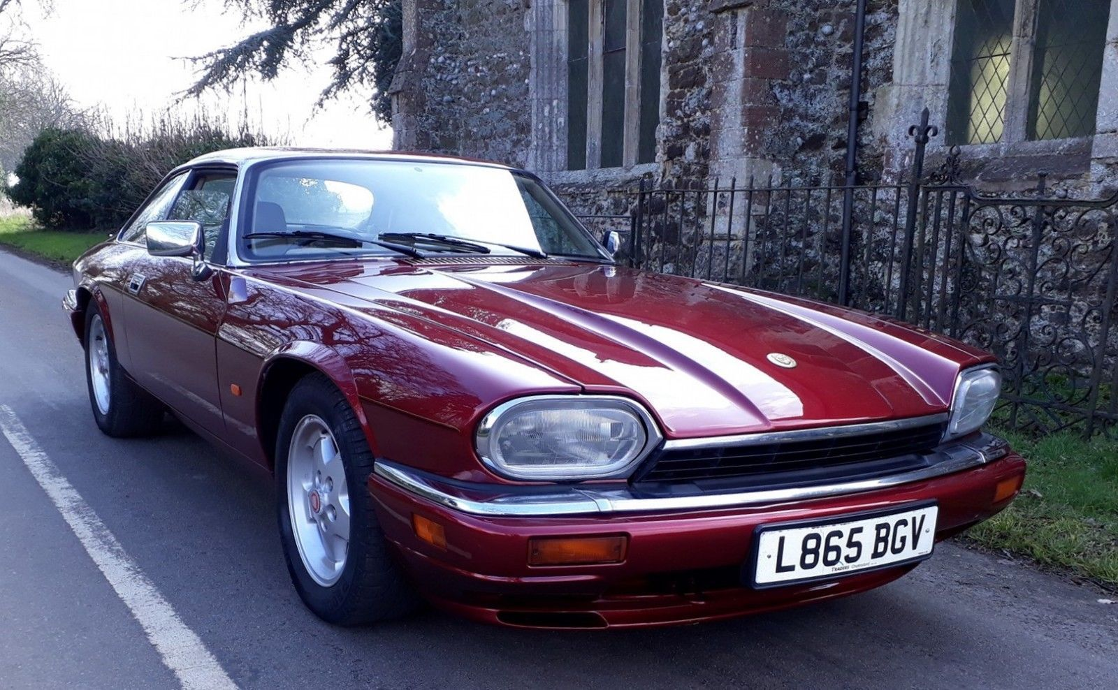 Manual Xjs 4 Litre Superb Condition True British Muscle Car Jaguar