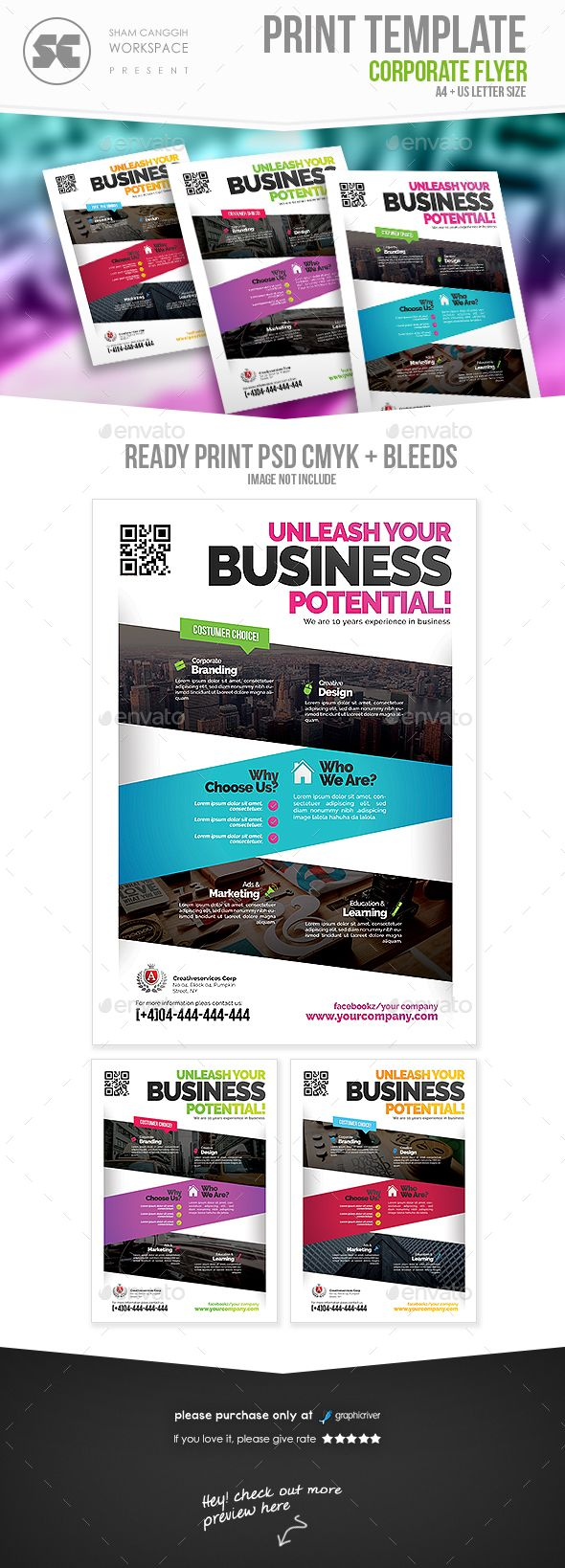 modern corporate flyer flyer template flyers and design templates modern corporate flyer design template corporate flyers design template psd here