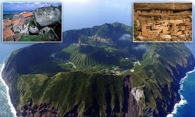 The most hidden villages around the world   #DailyMail | See this & more at: http://twodaysnewstand.weebly.com/mail-onlinecom
