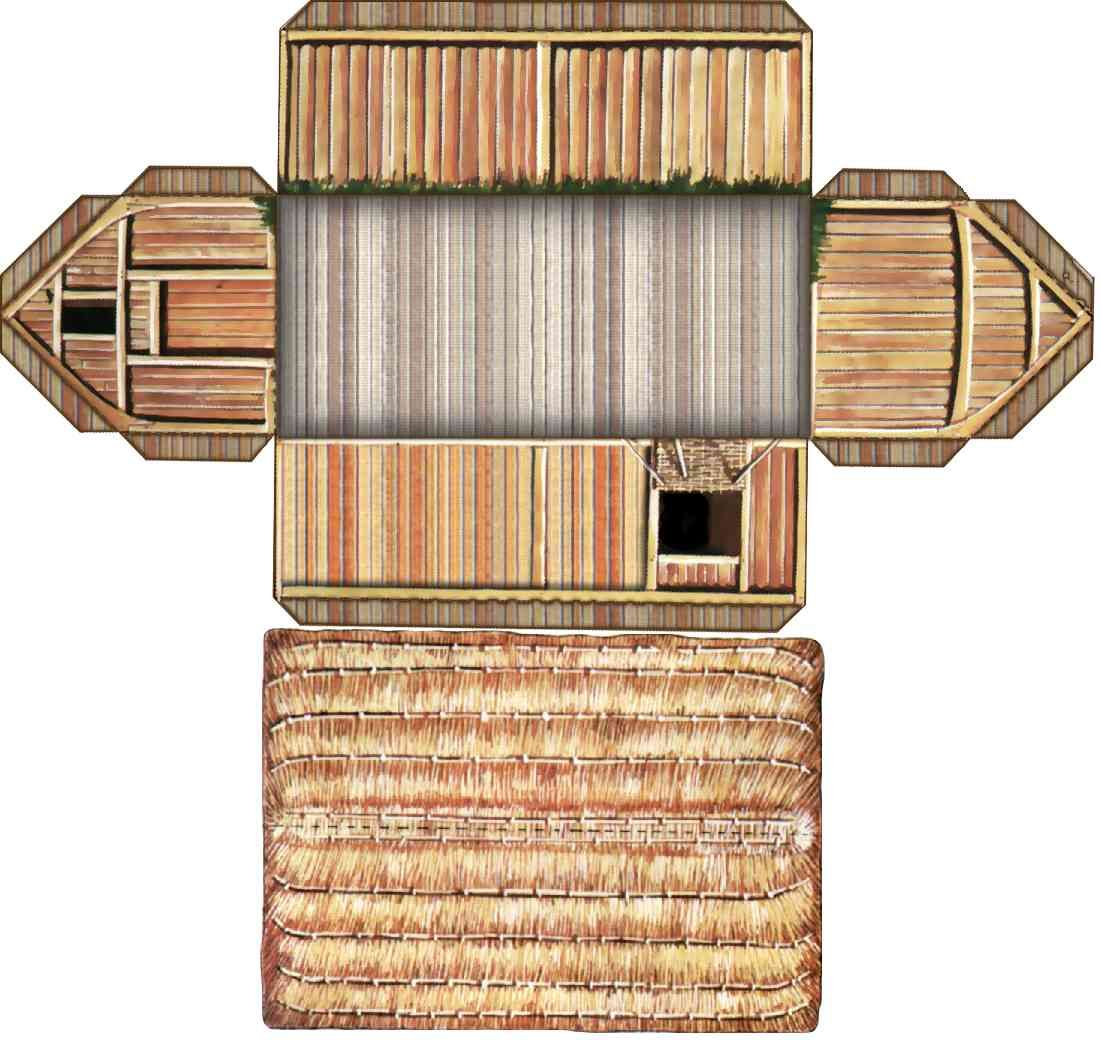 cardboard model house template cardboard model house