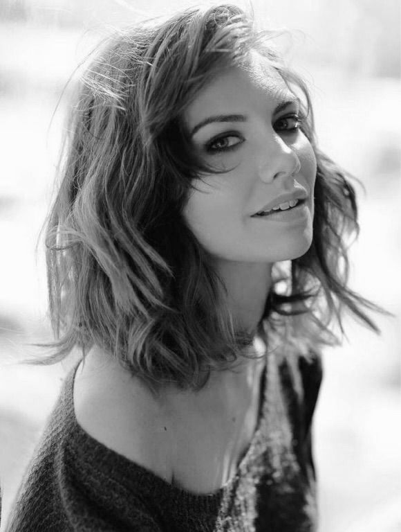 Black and white lauren cohan nude-7099