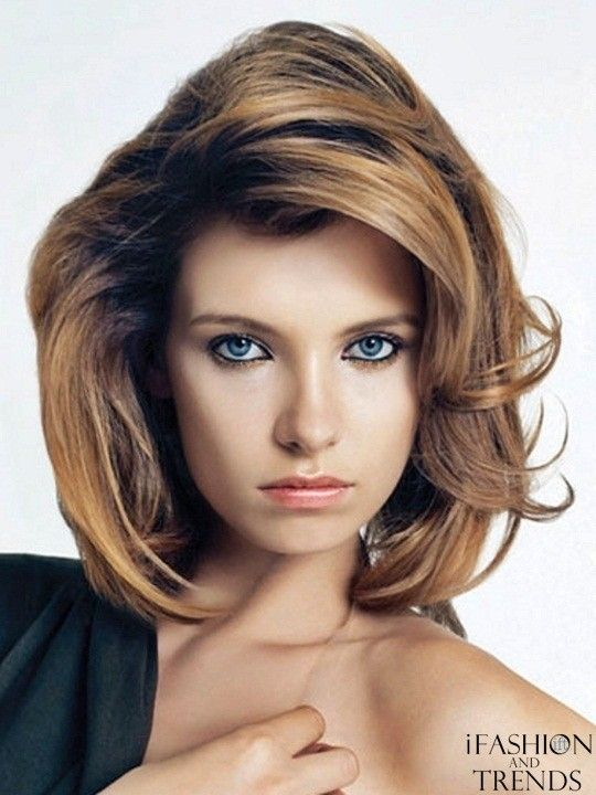 Make Yourself Stylish with Glossy Shoulder Length Haircut Ideas For Women 2012 ~ i Fashion and Trends