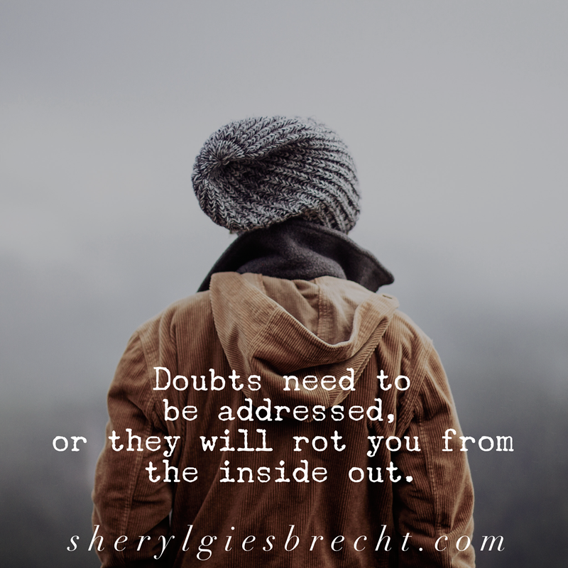 Doubt - It'll Be Okay: Finding God when Doubt Hides the ...