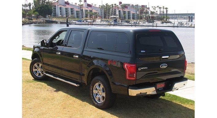 Super Sport - Truck Cap | SNUGTOP  sc 1 st  Pinterest & Super Sport - Truck Cap | SNUGTOP | Ford f150 Special | Pinterest ...