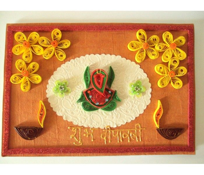 Card Making Ideas In Hindi Part - 22: Diwali Greeting Cards And Messages 2015 | Happy Diwali