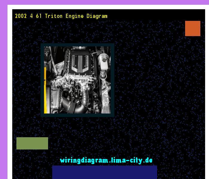 2002 4 6l triton engine diagram wiring diagram 185613 amazing rh pinterest com