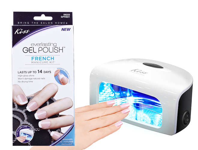 At Home Gel Manicures Are They Worth It Gel Manicure At