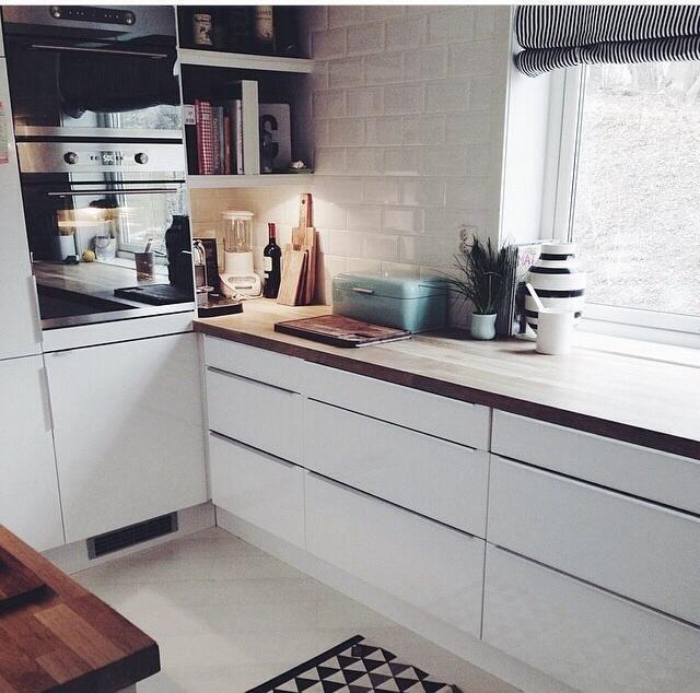 Kuchyně - Inspirace Modrastrechacz kitchen Pinterest - arbeitsplatte küche grau