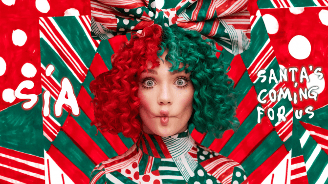 Sia Christmas Album Stream and Download (With images