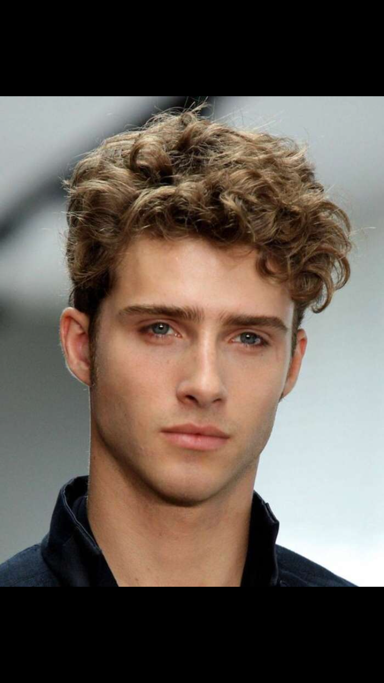 Pin by camberlyn on boys in pinterest curly hair styles