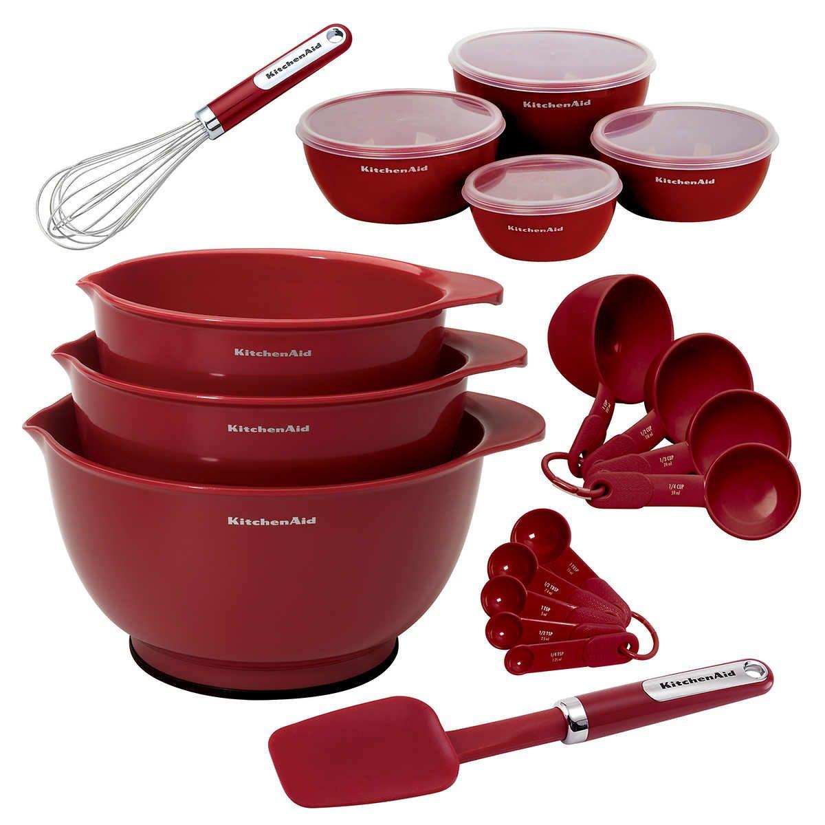 Kitchenaid 11piece baking set with images baking set