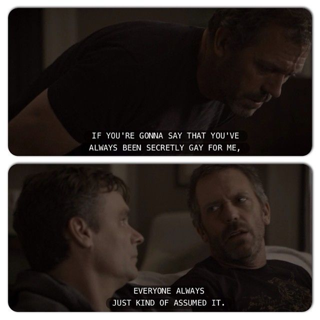 House And Wilson And The Best Friendship That Ever Happened