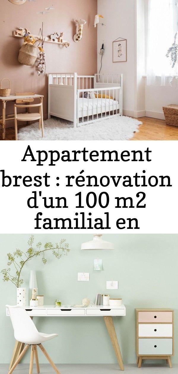 Appartement brest  rénovation dun 100 m2 familial en bretagne  côté ma  13 Appartement Brest  rénovation dun 100 m2 familial en Bretagne  C&oci...