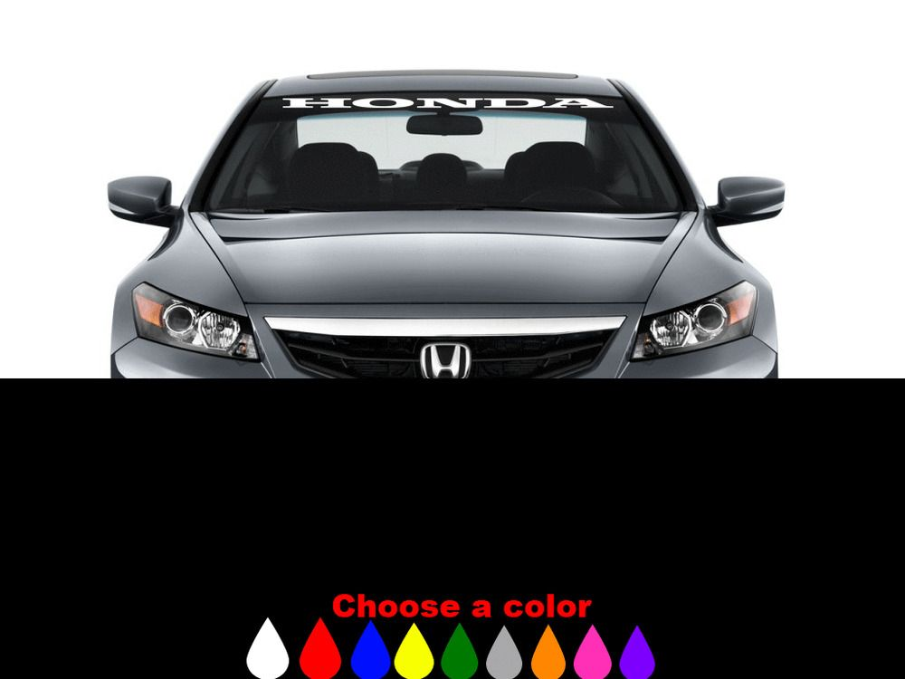 5 Style Car Auto Graphic Flags Body Decals Waterproof Exterior Interior Stickers