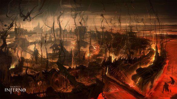 El infierno de Dante