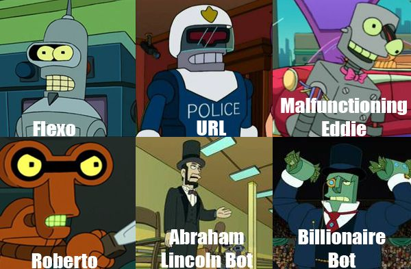 Robots Futurama Yahoo Canada Image Search Results Futurama