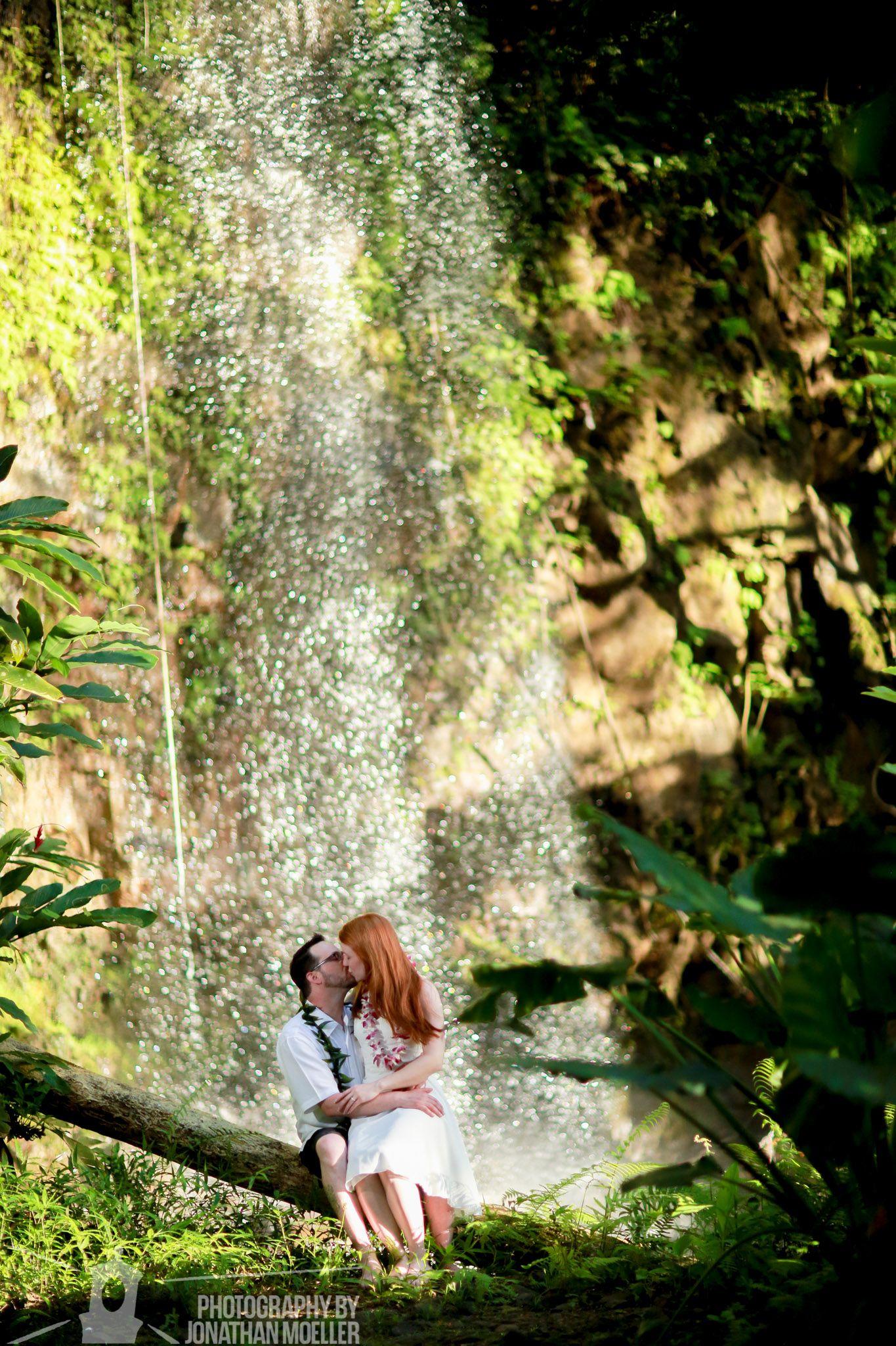 Kauai Waterfall Weddings Wedding Planner