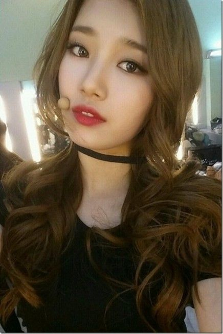 The Best Kpop Idol Selfies Miss A Suzy Beauty Korean Beauty