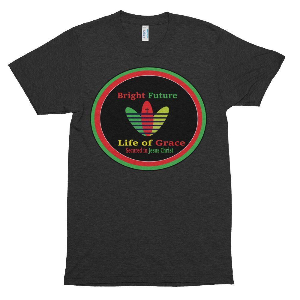 Short sleeve soft t-shirt (Front & Back Print)