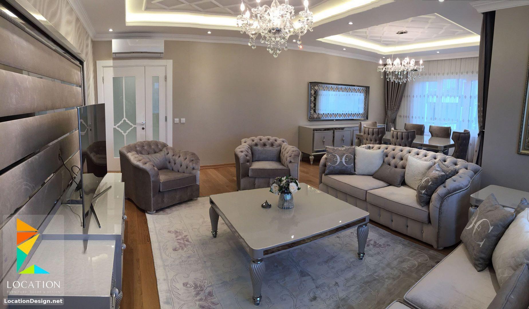 اشكال انتريهات مودرن من أحدث موديلات كنب الأنتريه التركي 2019 Furniture Sofa Furniture Living Room Designs