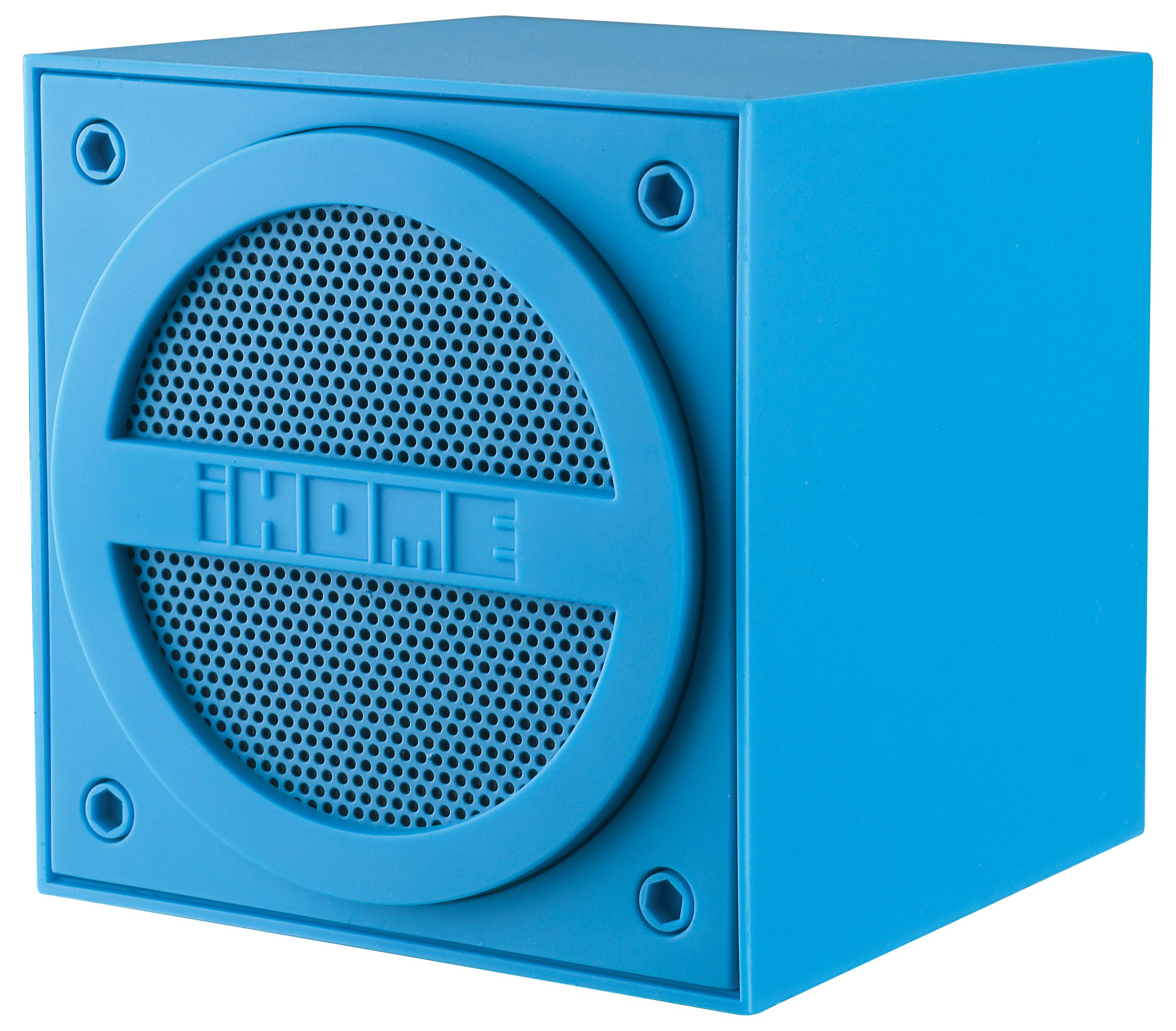 YOU could win an iHome iBT16 Bluetooth Rechargeable Mini Speaker ...