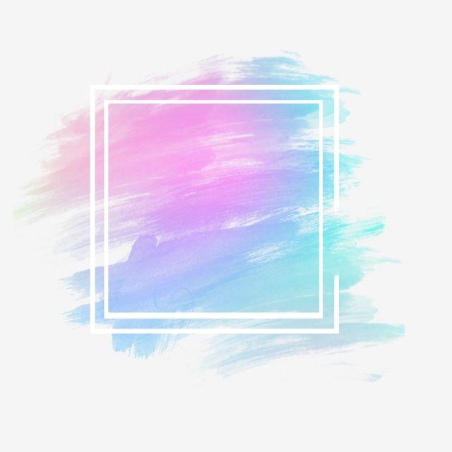 Beautiful Hologram Color Square Hologram Png Transparent Clipart