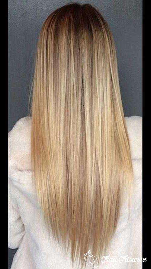 beste gerade frisuren für wunderschöne looks   haarfarben