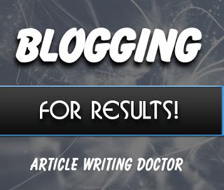 Writers On The Move: Blogging - Does Anyone Read What You Write? If Not...