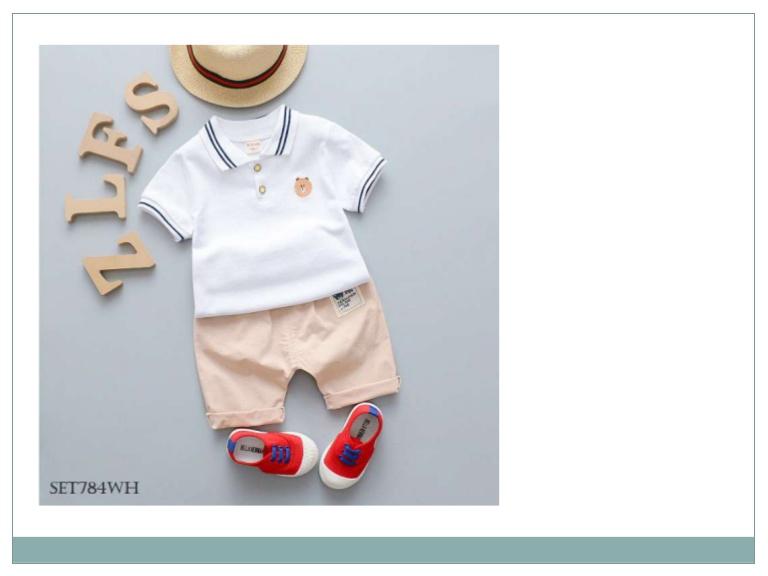 Baju Harian Bayi